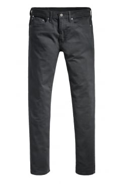502 Regular Tapered Chinos (Carbon Indigo Soft Wash)