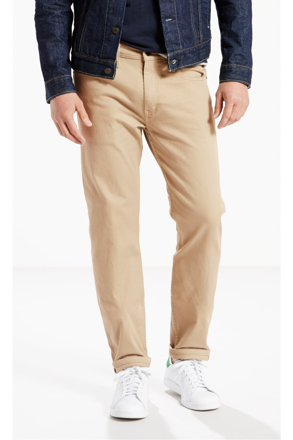 official images separation shoes huge range of Levi's 502 Regular Tapered Chinos (Punk Star True Chino)