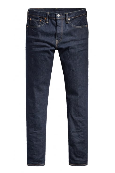 Levi's 502 Regular Tapered Jeans (Chain Rinse)