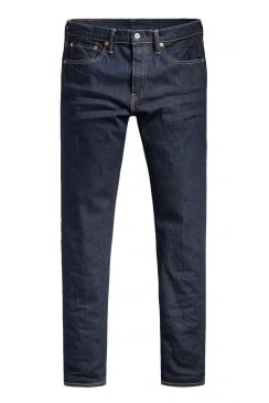 502 Regular Tapered Jeans (Chain Rinse)