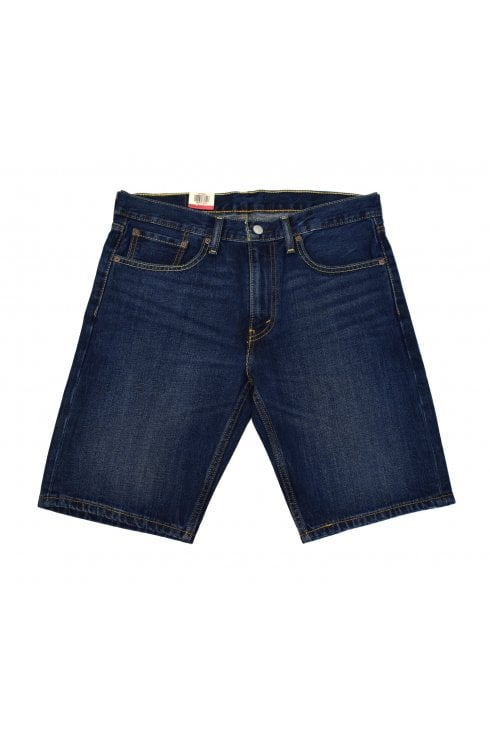Levi's 502 Tapered Hemmed Shorts (On The Roof)