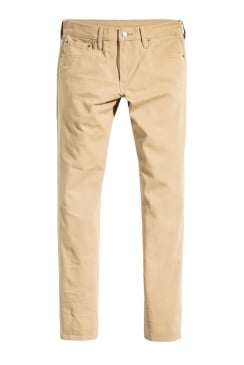 511 Slim Fit Chinos (Harvest Gold Bistr)