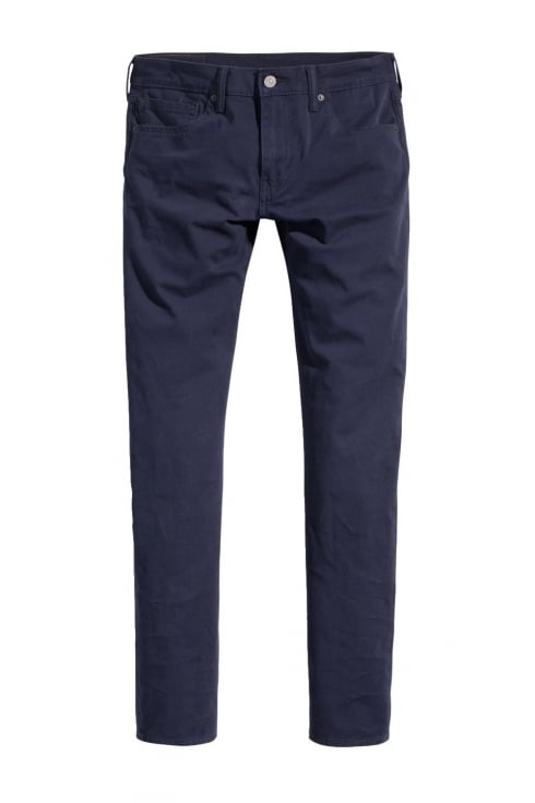 Levi's 511 Slim Fit Chinos (Nightwatch Blue Bistr)
