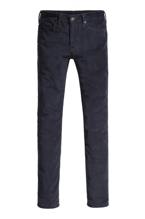 Levi's 511 Slim Fit Cords (Nightwatch Blue)