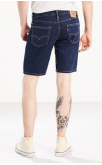 Levi's 511 Slim Hemmed Shorts (The The)