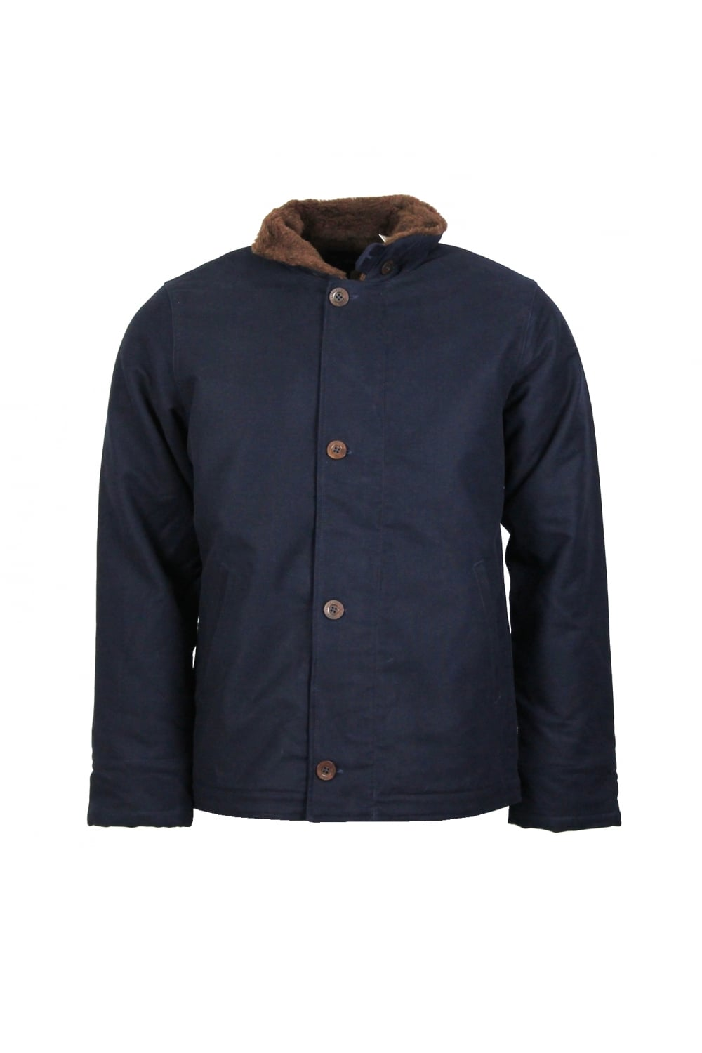 882195f39e338 Levi s Deck Coat (Nightwatch Blue)