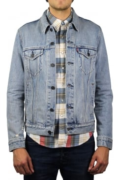 Denim Trucker Jacket (Stonebridge)
