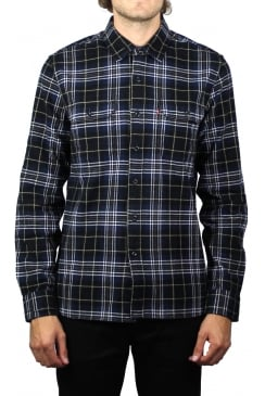 Jackson Worker Long-Sleeved Shirt (Tulsi Dress Blues)