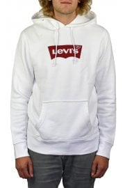 Modern Pullover Hoodie (White)