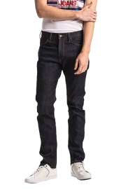 505C Slim Fit Jeans (Orange Rinse)