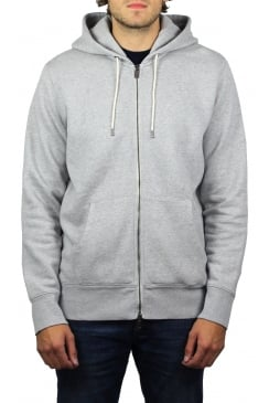 Original Zip-Up Hoodie (Medium Grey Heather)