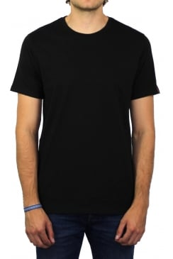 Slim 2-Pack Short-Sleeved T-Shirt (Black)