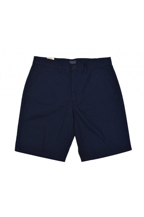 Levi's Straight Chino Shorts (Nightwatch Blue)