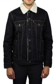 Type 3 Sherpa Trucker Jacket (Raw Power)