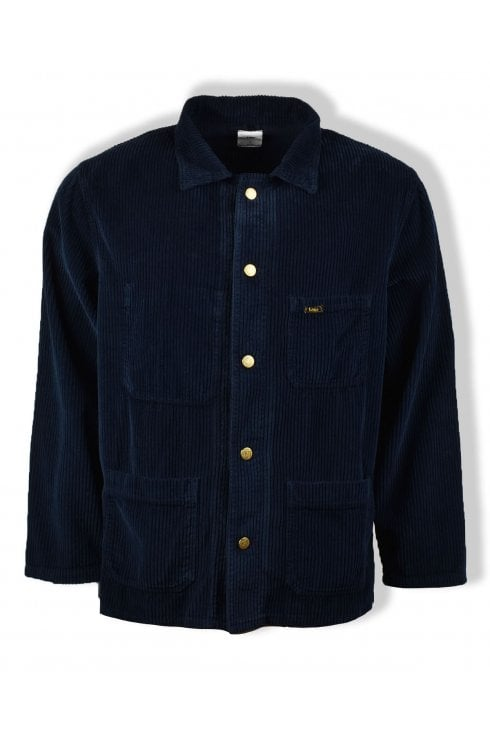 Lois French Worker Jacket (Navy)