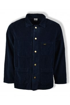 French Worker Jacket (Navy)