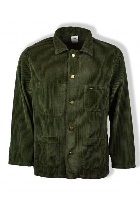 Lois French Worker Jacket (Olive)