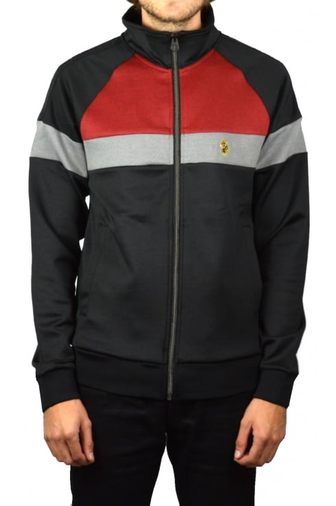 Luke 1977 Kas 1 Track Jacket (Jet Black)