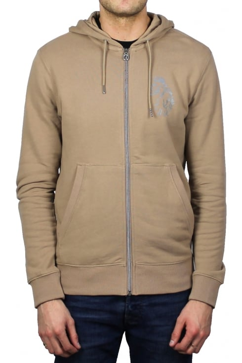Luke 1977 Morrisons Slim Fit Hoody (Lux Sand)