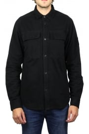 Noir Overshirt (Black)