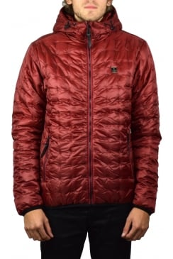 Paddie Quilted Jacket (Cherry)