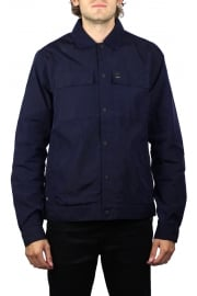 Staunton Shacket (Dark Navy)