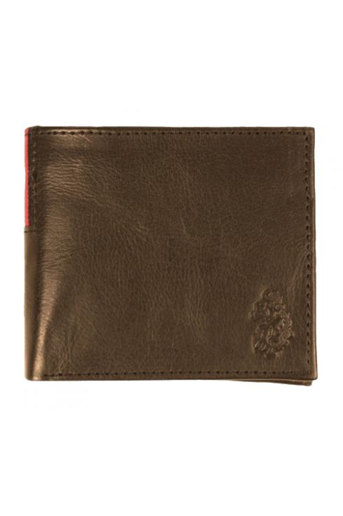 Luke 1977 Wade Bi-Fold Leather Wallet (Brown)