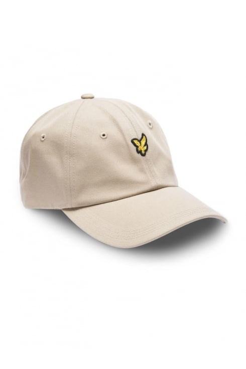 Lyle & Scott Baseball Cap (Dark Sand)