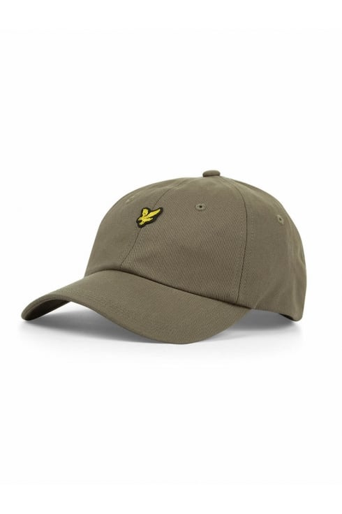 Lyle & Scott Baseball Cap (Khaki)