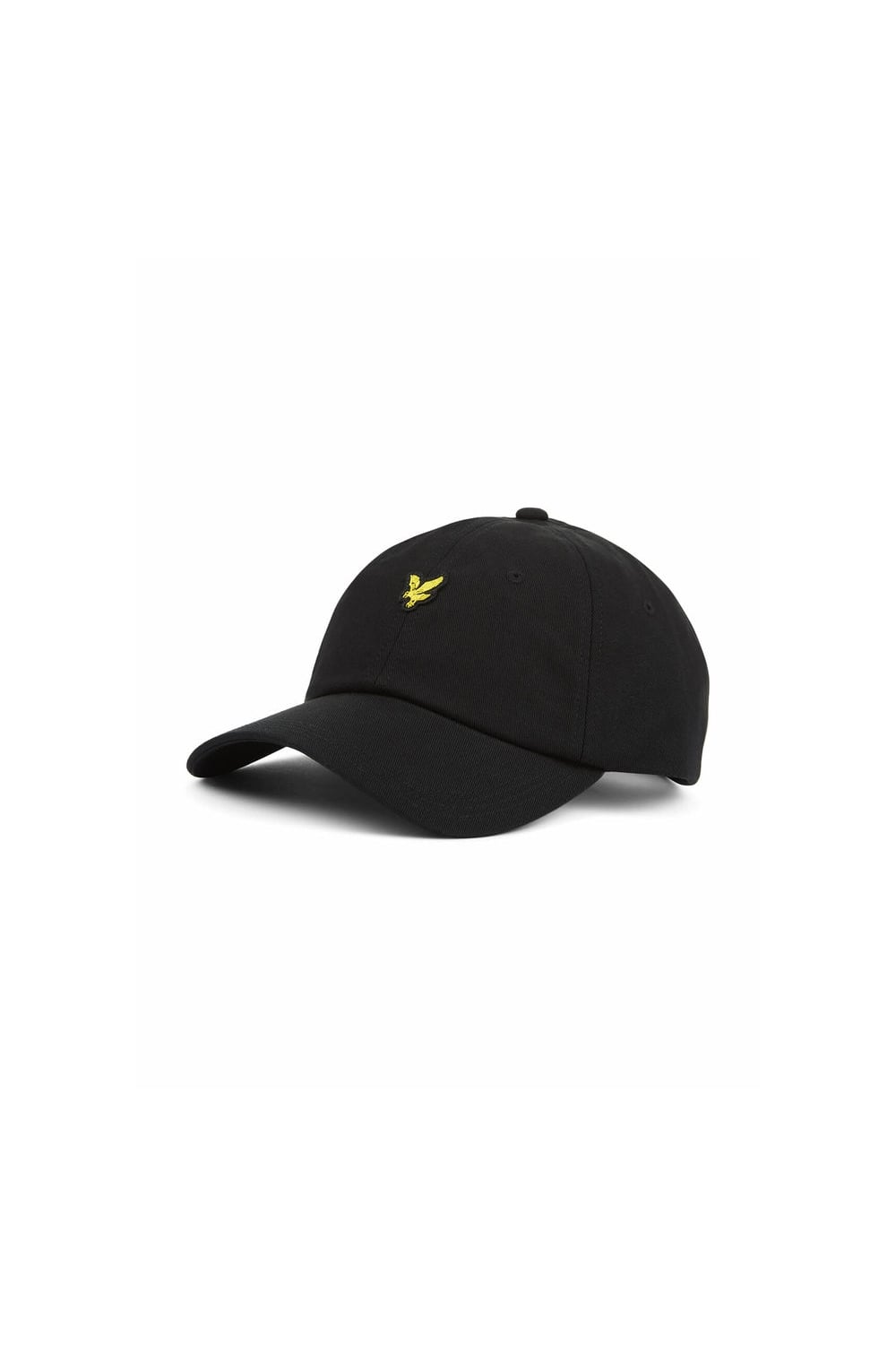 d18a12b2f7dd6 Lyle   Scott Baseball Cap (True Black)