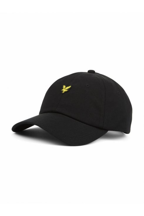 Lyle & Scott Baseball Cap (True Black)