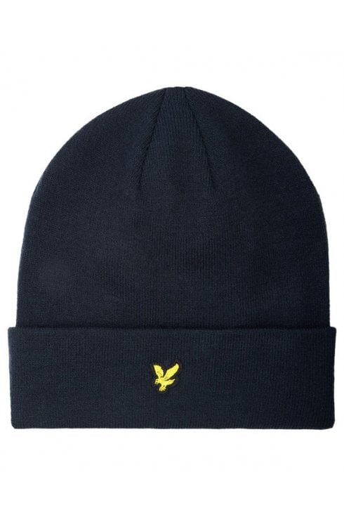 Lyle & Scott Beanie (Dark Navy)