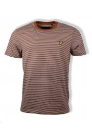Feeder Stripe T-Shirt (Brown Spice)