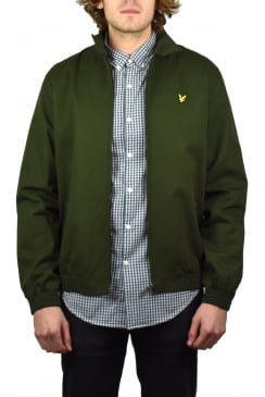 Harrington Jacket (Dark Sage)