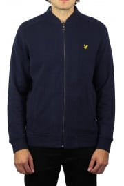 Honeycomb Stitch Bomber (Navy)