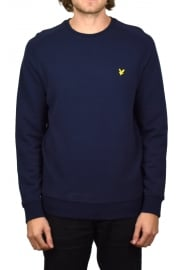 Honeycomb Stitch Sweatshirt (Navy)