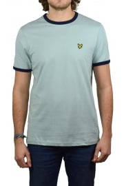 Ringer T-Shirt (Powder Blue)