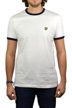 Ringer T-Shirt (White)