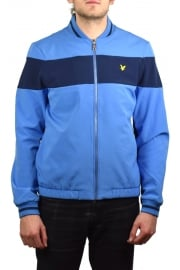Softshell Bomber Jacket (Topaz Blue)