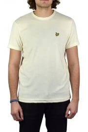 Towelling T-Shirt (Seashell White)