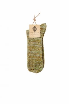 William Regular Socks (Green)