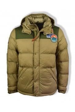 Artic Padded Jacket (Dark Beige)