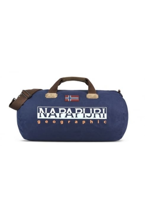 Napapijri Bering Holdall Bag (Dark Blue)