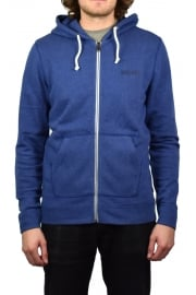 Bodo Full Zip Hoody (Blue Depths Marl)