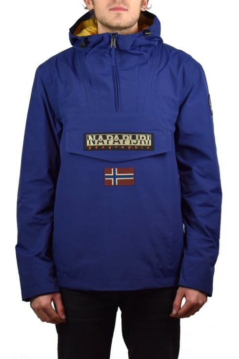 Napapijri Rainforest Summer Jacket (Blue Depths)