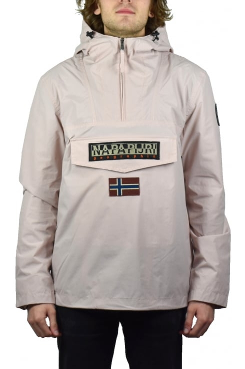 Napapijri Rainforest Summer Jacket (Pale Pink)