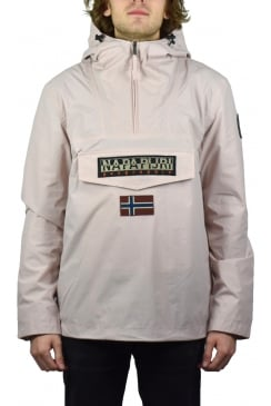 Rainforest Summer Jacket (Pale Pink)