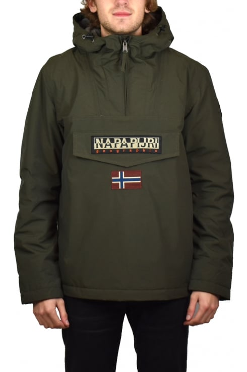 Napapijri Rainforest Winter Jacket (Caper)