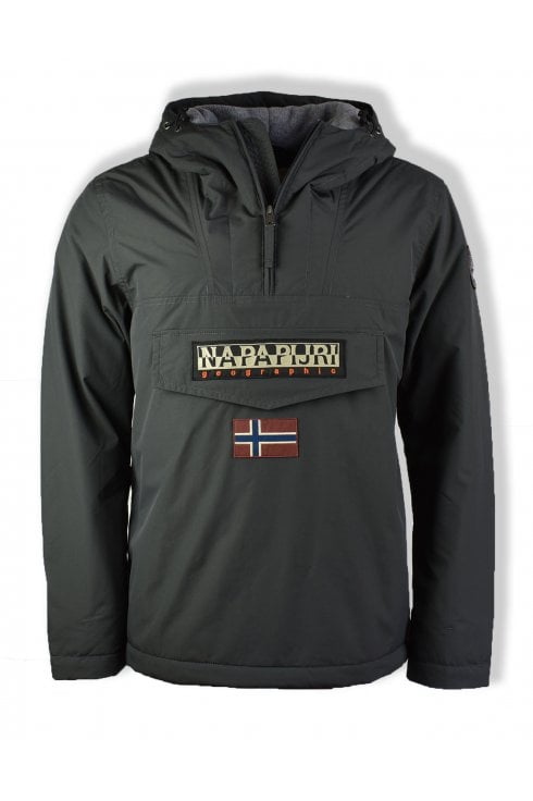 Napapijri Rainforest Winter Jacket (Dark Grey)