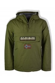 Rainforest Winter Jacket (Green Musk)